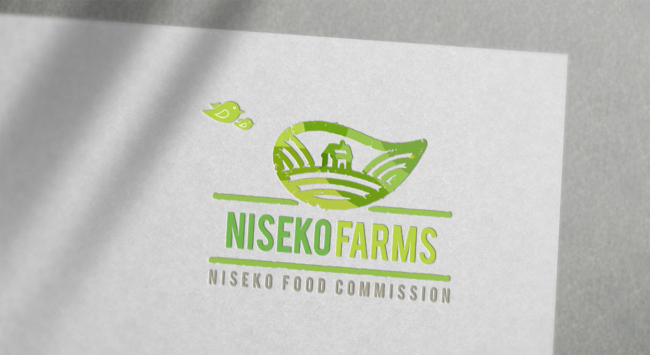 Niseko Farms Logo Design